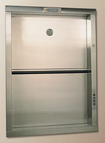 A dumbwaiter A dumbwaiter & Elevator Ready
